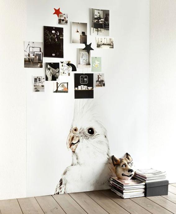 Papiers peints murs d 39 expressions so sweet - Dimension rouleau papier peint ...